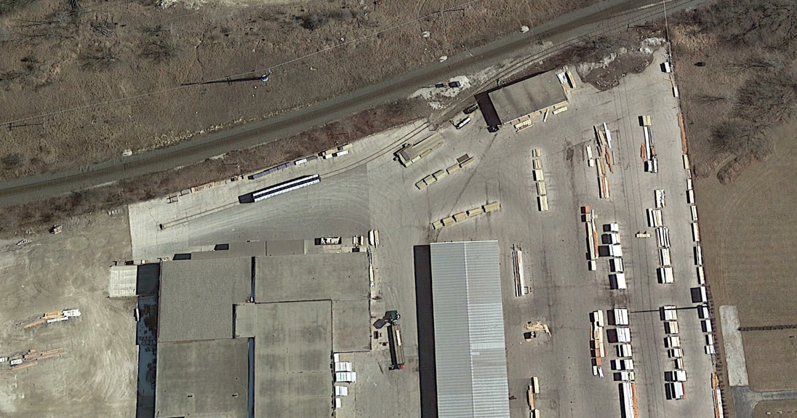 Google Maps Image of Wisconsin Building Supply in Sussex, WI